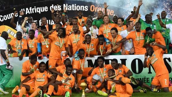 Cote d'Ivoire Afcon 2015