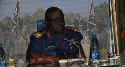 Chief of Air Staff-Air Marshal Adesola Amosu