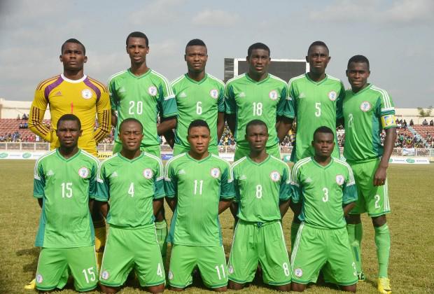 Nigeria Flying Eagles Team