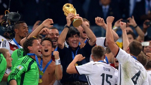 Joachim Low to Remain as Germany Coach Until 2018. Image: Getty.