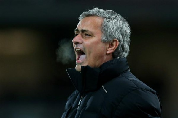 Jose Mourinho Says Chelsea Will Win the Premier League. Image: Getty.