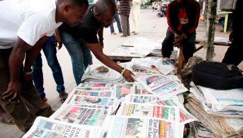 Nigerian Newspaper Headlines Today: 14th August
