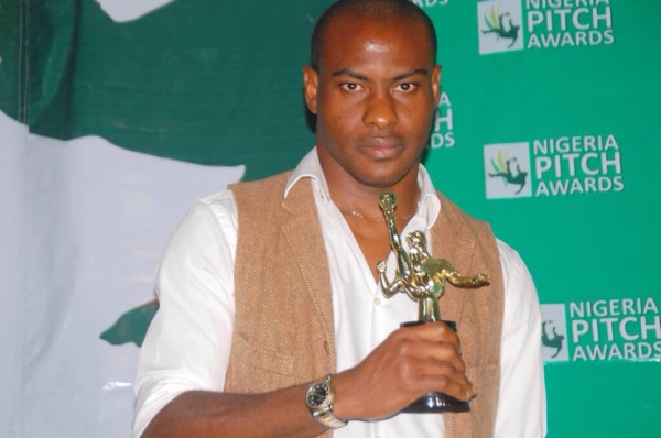 Super Eagles Goalkeeper Claims King of the Pitch at Awards Gala. Image: TheNFF.