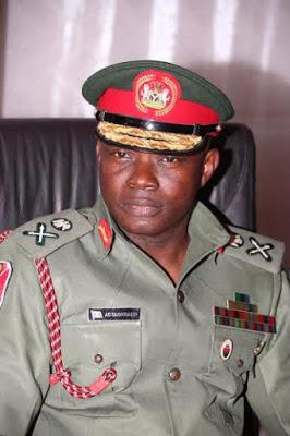 Abayomi Gabriel Olonisakin-Chief of Defence Staff
