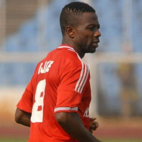 Heartland's Bright Ejike Has Scored 11 Goals in the Nigeria Top Flight So Far This Season. Image: LMC.