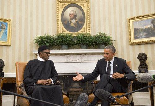 Buhari-Obama
