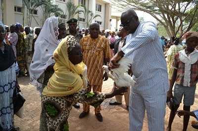 Ayo Fayose-Stomach Infrastructure
