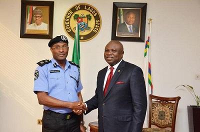 Lagos-Commissioner of Police-Fatai Owoseni-Akinwunmi Ambode
