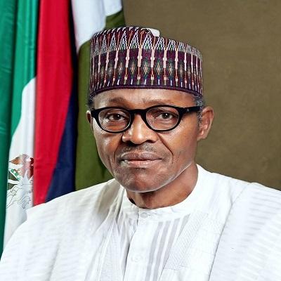 President Muhammadu Buhari-official-portrait