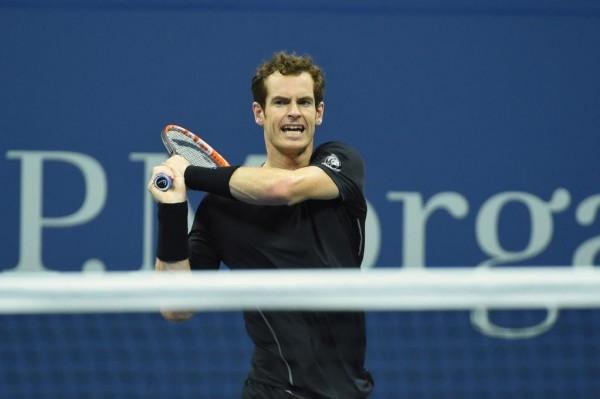 Andy Murray Defeats Nick Kyrgios in U.S. Open Opener. Image: USTA.