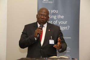 British Airways Regional Commercial Manager, West Africa, Mr. Kola Olayinka