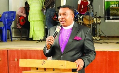 Bishop Urges Support For Buhari's Anti-corruption Crusade ...
