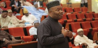 I apologise to my PDP colleagues for the way I left - Akpabio