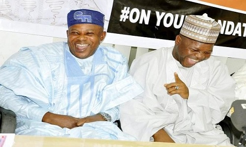 James Faleke-Mohammed Audu