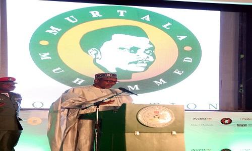 Muhammadu Buhari-Murtala Mohammed Lecture