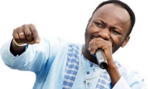 "Apostle Johnson Suleman - ""My Padi Before Before Don Upgrade Finish"" – Cossy Orjiakor On Apostle Johnson Suleman's Private Jet"
