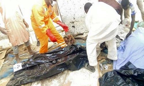 Borno Suicide Bomb Attack
