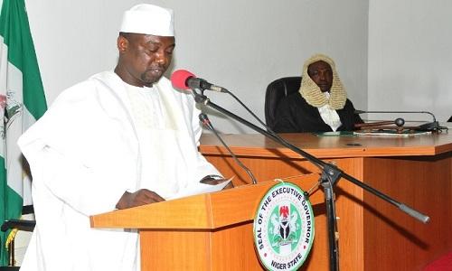 Governor Sani Bello