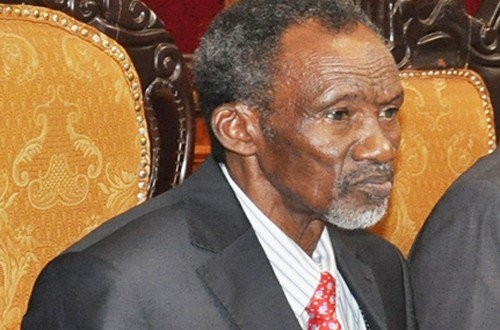Chief Justice of the Federation, Mahmud Mohammed