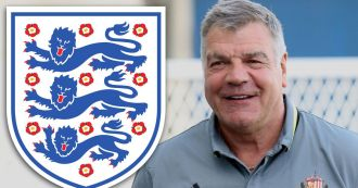 Sam Allardyce has been sacked as England manager