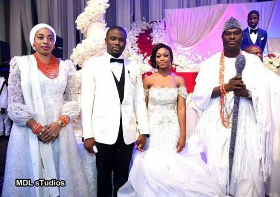 Olanipekun wedding hairstyles