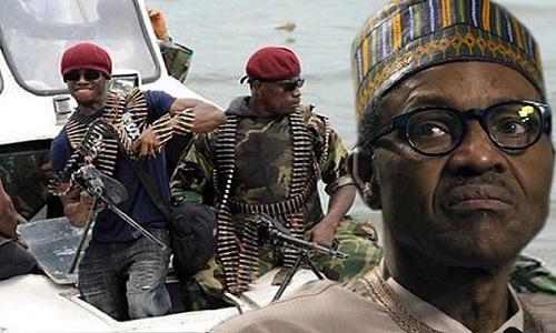 Buhari-Niger Delta Militants