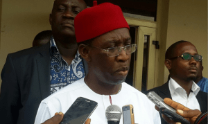 Ifeanyi Okowa - Governor Ifeanyi Okowa Shares The Only Condition Needed For Nigeria To Disintegrate
