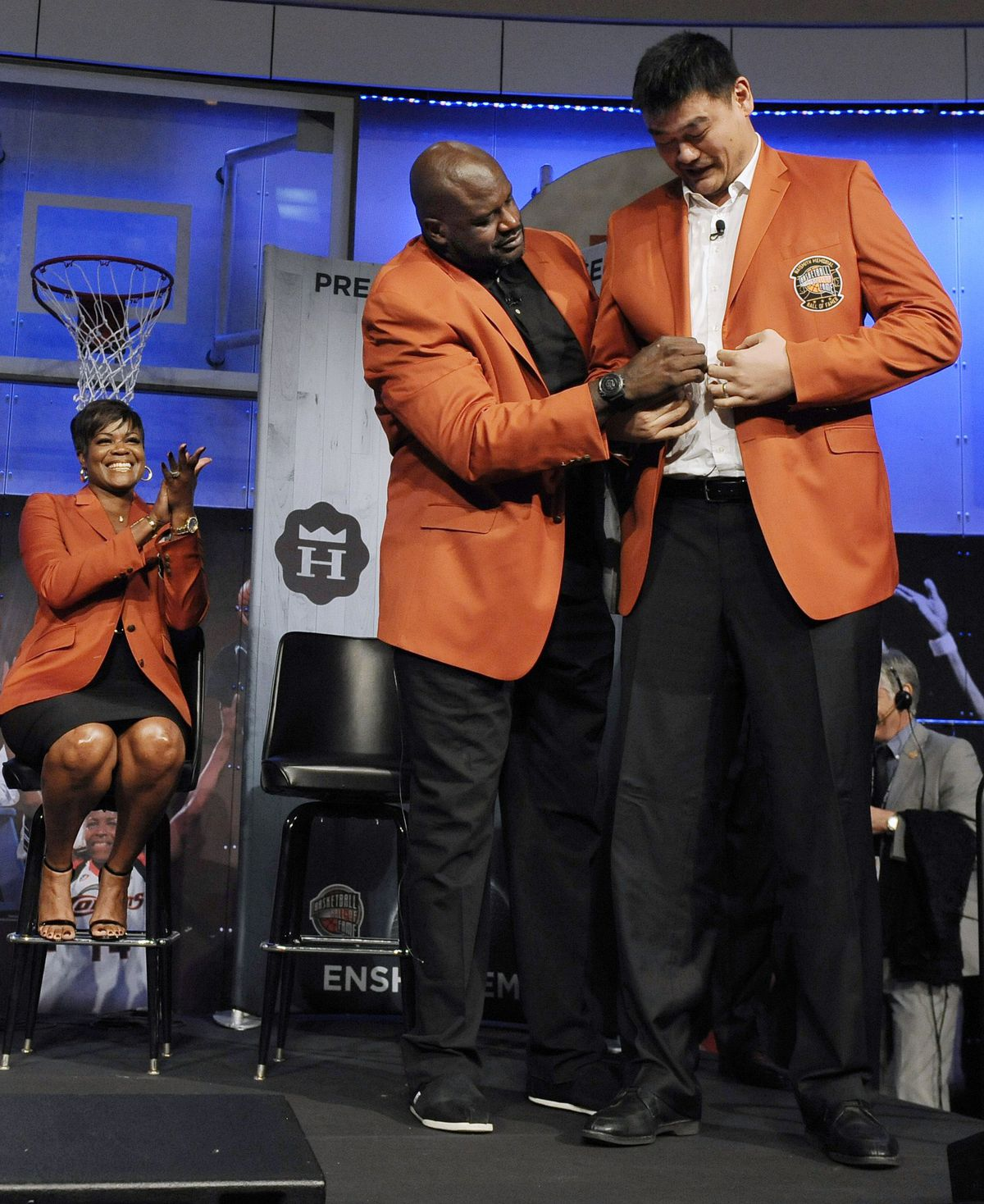 3 Players Inducted Into NBA Hall Of Fame - INFORMATION NIGERIA