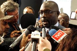George Weah to be sworn in today