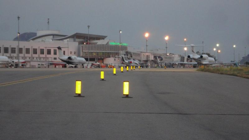 Nigeria says capital airport reopening after runway repairs