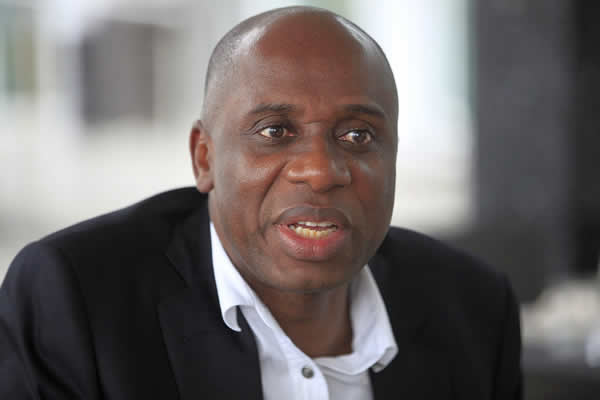 Rotimi Amaechi - Just like Amosun, Okorocha, Amaechi declares support for non- APC candidate