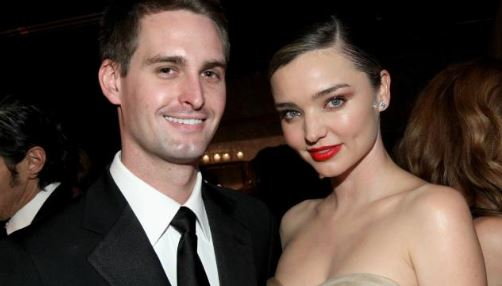 Miranda Kerr Marries Evan Spiegel in Backyard Ceremony!