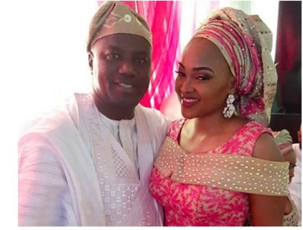 Mercy Aigbe has mental issues | Husband, Lanre Gentry alleges