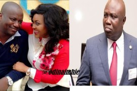Lagos state govt. writes Police, requests actress Mercy Aigbe's husband case file- Report
