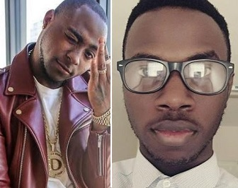 Check out Davido's epic reply to a twitter user who called him out for refusing to render help to the students he promised 1