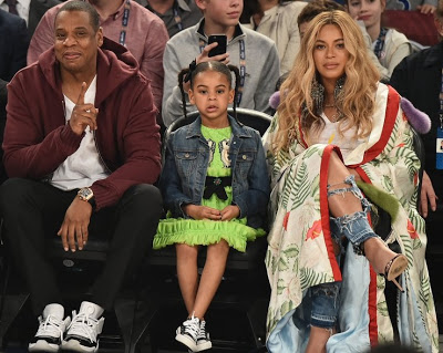 Blue Ivy to watch her mother Beyonce give birth to twins- Source