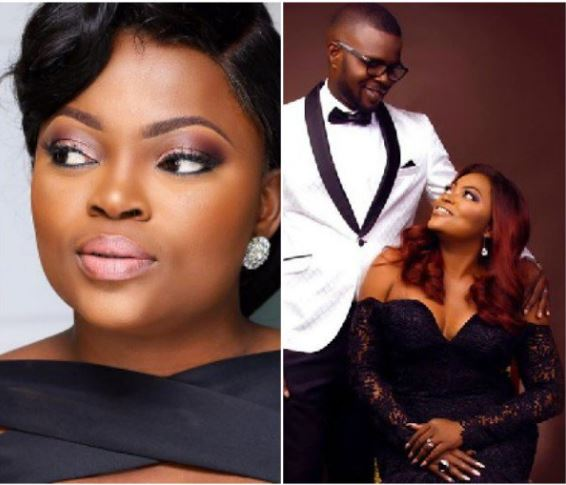 Funke Akindele Joins Nathaniel Bassey's 'Hallelujah Challenge' To Pray For A Child 1