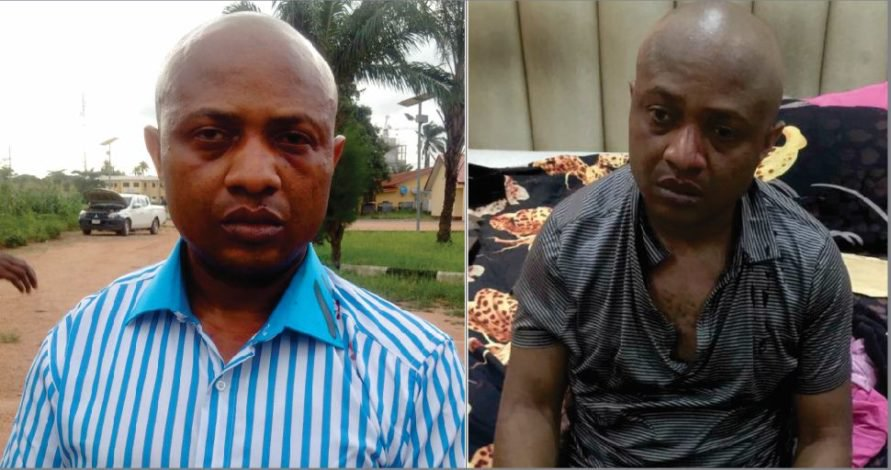 Kidnap kingpin Evans drags Police to court