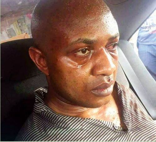 Evans Disappears From Police Custody