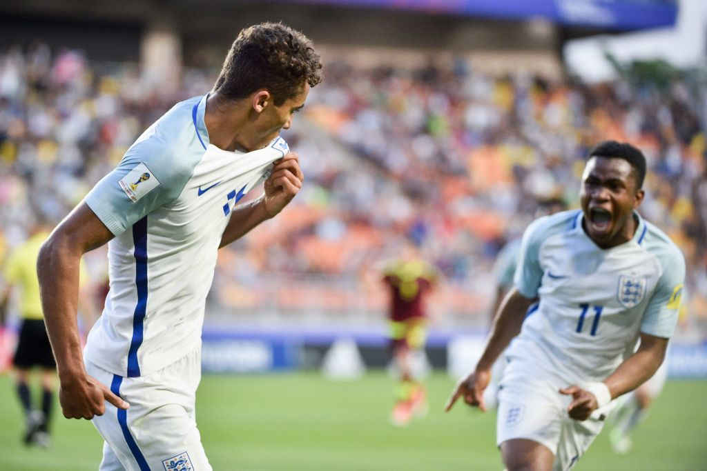 Dominic Calvert-Lewin's goal secures Under-20 World Cup for England