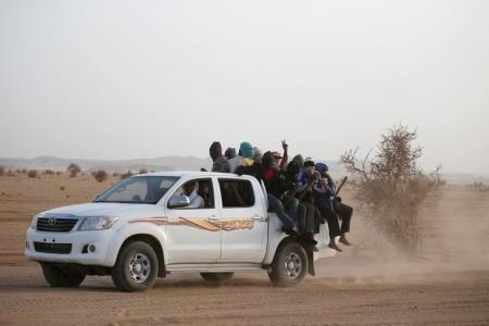 Niger authorities rescue 92 ditched migrants