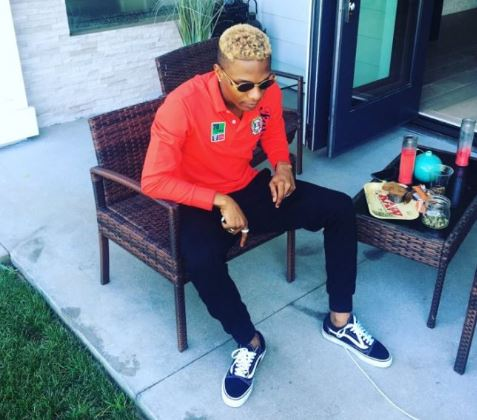 """You Are Mad, What About Borno IDPs"" – Nigerians React To Wizkid Donating All His Earnings From London Show To Grenfell Tower Fire Victims"