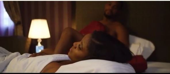 "We Did It For Real – Wale Ojo On S3x Scenes With Omotola Jalade Ekeinde In ""Alter Ego"""