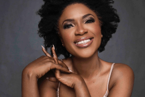 Omoni Oboli Looks Stunning In A Rare Picture(Photos)