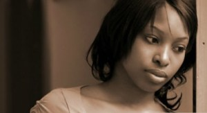beautiful black lady thinking - How I Got Duped Of My 3 Years Savings Today – Nigerian Lady Recounts
