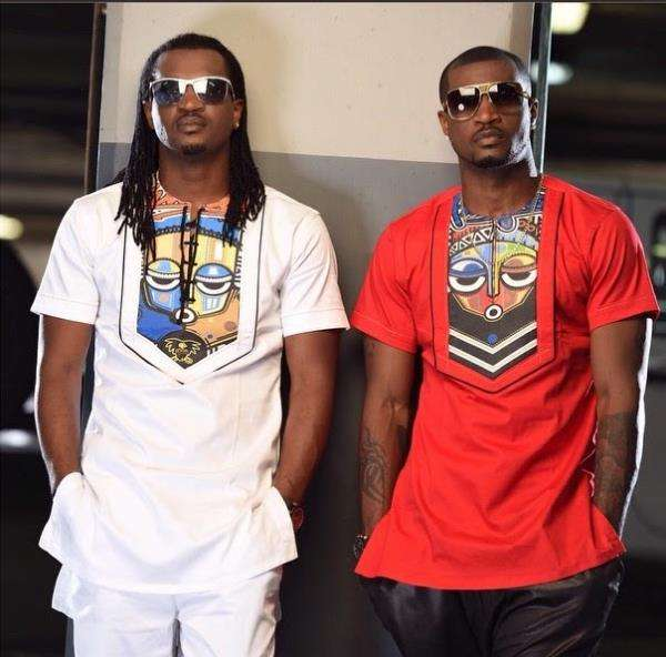 Paul and Peter Okoye