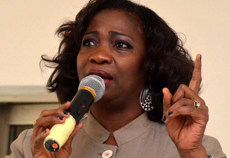 abike dabiri - FG Reacts To Nigerian Woman Being Executed By Saudi Arabian Authority