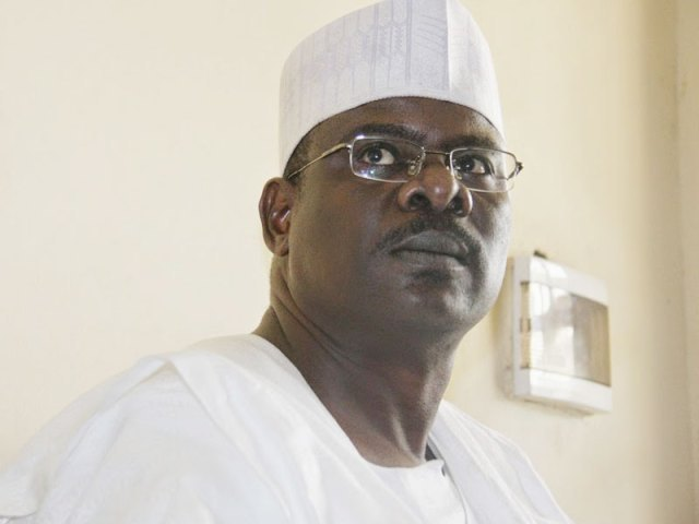 Ali Ndumee - Reactions trial Ali Ndume's rejection of APC's choice of senate president for 9th National Assembly
