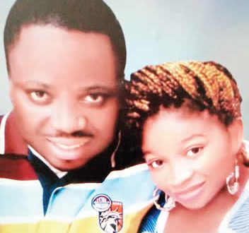 Image result for Olaoluwa and his wife, Maureen