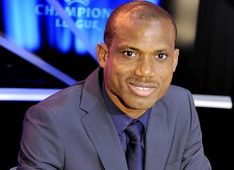 Sunday Oliseh - Cristiano Ronaldo is a football alien, unarguably the world best – Sunday Oliseh